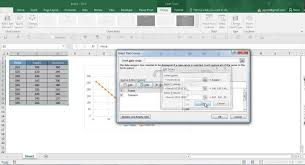excel create supply and demand chart for excel 2013 2016 youtube