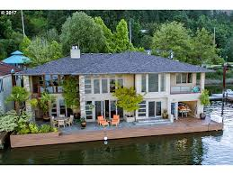 2 Bedroom Houseboat For Sale Floating Homes For Sale In Portland Oregon Portland Oregon