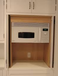 how to install over the range microwave without a cabinet mounting an over the range microwave not over the range yes i