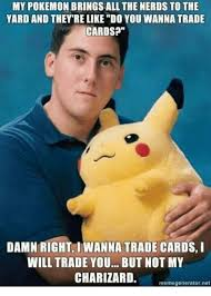 Parachutes Parachutes Everywhere Memegenerator Net What We - 25 best memes about my pokemon brings all the nerds to the