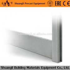 concrete extrusion precast cement lintel making machine pillars