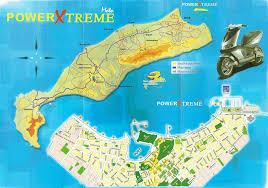 Kos Greece Map by Scooter Rental Kos Rent A Scooter Rent A Bike Kosappartamenti
