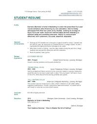 sample resume in usa download resume sample resume for usa jobs