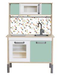 sticker cuisine ikea sticker set trianglig pimp your ikea duktig play kitchen 1w