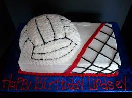 volleyball birthday food fun pinterest volleyball