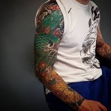 35 delightful yakuza tattoo ideas traditional totems with a