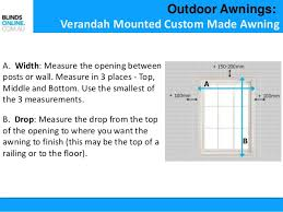 Made To Measure Aw How To Measure Blinds