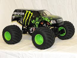 custom 1 64 monster jam trucks arena 19