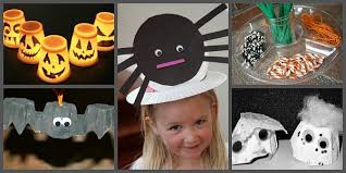 Halloween Craft Ideas For Toddlers - over 20 easy halloween party ideas for kids buggy and buddy