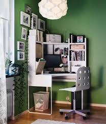 Home Office Corner Desks Alluring 25 Home Office Corner Desk Ikea Inspiration Of