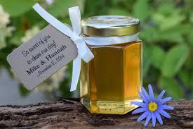 honey jar wedding favors set of 24 3 oz honey jars honey wedding favor bridal