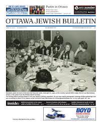nissan canada service bulletins ottawa jewish bulletin 2016 04 18 by the ottawa jewish bulletin