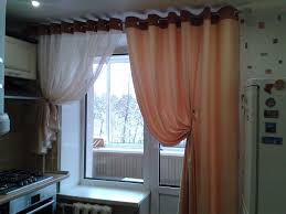 Feed Sack Curtains Fascinating Diy Feed Sack Curtains Pict For Kitchen Trend And Diy