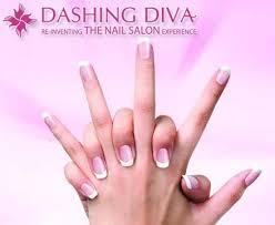 61 off dashing diva u0027s unique royal u201call out manicure u0026 pedicure