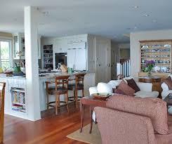 Kitchen Living Room Open Floor Plan Small Open Floor Plan Kitchen Living Room Nice Home Zone
