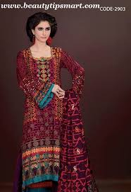 firdous linen collection 2017 with prices winter dresses vol 2