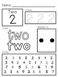 ideas about color by number worksheets for kindergarten free