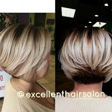 layered wedge haircut for women trubridal wedding blog 23 stylish bob hairstyles for 2015