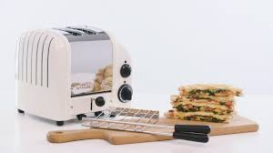Sports Toasters How To Make A Toasted Sandwich With The Dualit Classic Toaster And