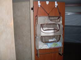 Over The Door Bathroom Organizer by Over The Bathroom Door Modifications Kz Rv Sportsmen Classic