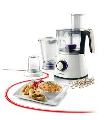 cuisine philips philips 750 w kitchen food processor hr7761 01 with accessories