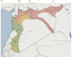 Syria On A World Map by Map Of The Dispute In Syria Graphic Nytimes Com