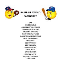 cheerleading award categories template update234 com template