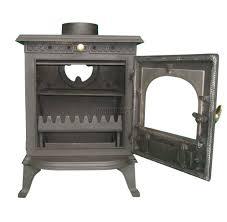 woodburner new cast iron log burner multifuel wood burning 6kw