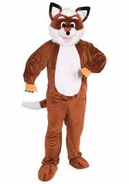 mascot halloween costumes