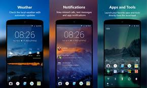 android print screen microsoft has just launched a new lock screen app for android
