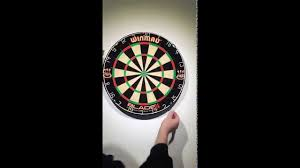 What Height To Hang A Picture Darts How To Hang A Dartboard At The Correct Height Youtube