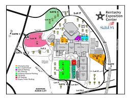 Kentucky Map Usa by Maps And Exhibitor Listing Skillsusa