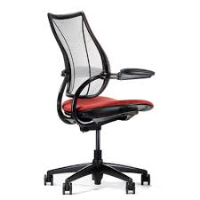 humanscale liberty chair office seating mesh back office chairs
