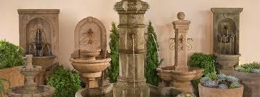 bay area garden fountains planters garden statuary san jose san