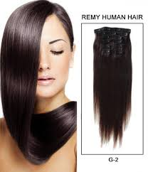 human hair extension 22 8 pieces clip in remy human hair extension e82202
