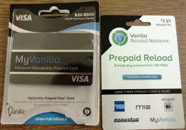 reloadable credit card another flavor of vanilla my vanilla debit card dansdeals