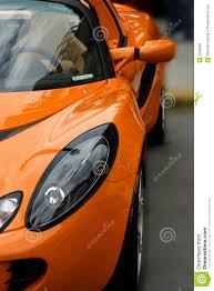orange sports cars orange exotic sports car stock photo image 2308360