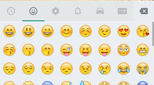 emojis android whatsapp android update with new emojis coming soon in india the