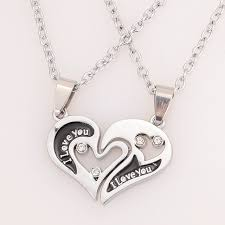 valentines day necklace wholesale necklaces s day chain men
