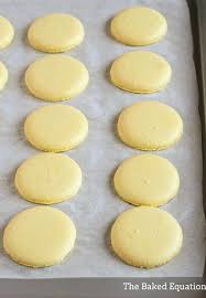 the fear of making macarons making macarons the baked equation