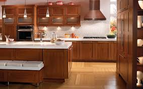 Cherry Cabinet Kitchen Designs Markcastroco - Kitchen with cherry cabinets
