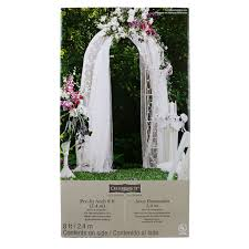 wedding arches canada celebrate it occasions pre lit arch