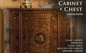 collection of itallian cabinets credsenzas and chests