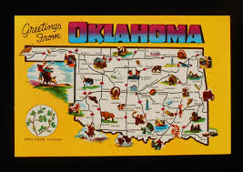 Rose State College Map by 100 Oklahoma State Map Rose State College Campus Map Rose