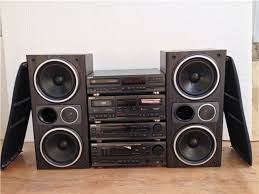 Second Hand Bookshelf Imported Second Hand Stereo Combination Sony Lbt A590 Fever