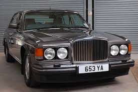 old bentley mulsanne 89 bentley s 10950
