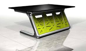 futuristic desk 42 gorgeous desk designs ideas for any office