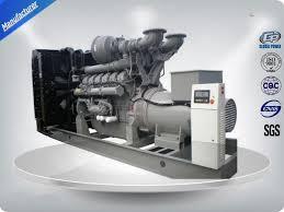 projects used mega diesel genset 1800 rpm mitsubishi engine