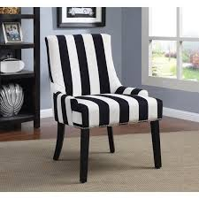 Black And White Chair And Ottoman Design Ideas Furniture Palace