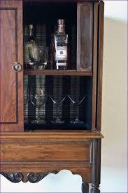 Rustic Bar Cabinet Furniture Amazing Rustic Liquor Cabinet Build Your Own Liquor